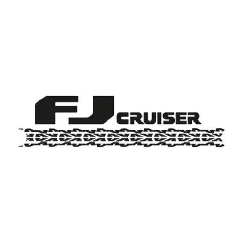 logo toyota land cruiser toyota fj cruiser logo vector ai pdf free graphics
