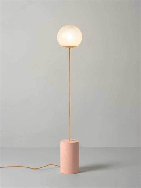 golden modern floor lamps