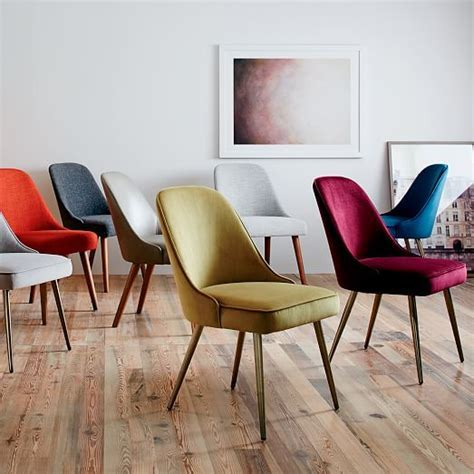 Contemporary upholstered dining chairs ? BlogBeen