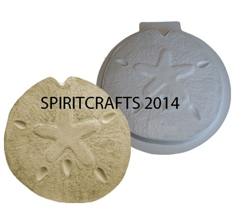 mw sand dollar stepping mold 15 5 quot dia