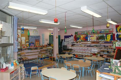 decoration classe section maternelle section