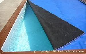 Bache À Bulles Piscine : bache a bulle noire pour piscine ronde ~ Melissatoandfro.com Idées de Décoration