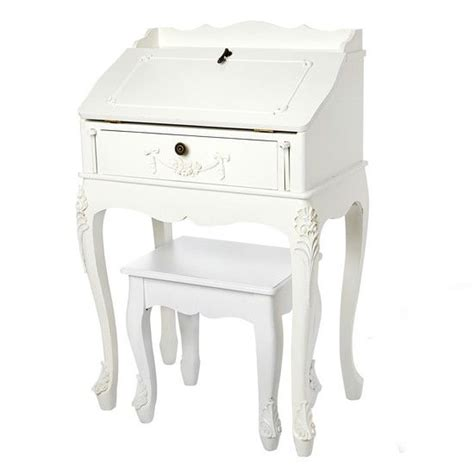 bureau tisseo toulouse toulouse white wood bureau with stool decor
