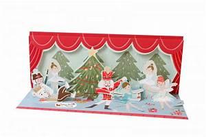 Pop Up Karte Weihnachten : pop up 3d sound weihnachten panorama karte popshot nu knacker ballet 23x10 cm 509829 ~ Buech-reservation.com Haus und Dekorationen