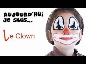 Maquillage Enfant Facile : maquillage clown tutoriel maquillage enfant facile youtube ~ Farleysfitness.com Idées de Décoration