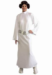 women39s princess leia costume With deguisement robe paillette