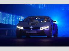 BMW i8 and Audi R18 etron Racer Introduce Laser Headlights