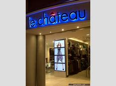 DailyDOOH » Blog Archive » iGotcha Media for Le Chateau