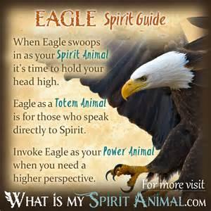 Eagle Spirit Animal Meaning