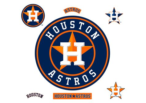 Houston Astros All Logos Png Image