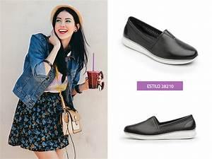 3 ideas de outfits para combinar tus zapatos en colores neutros - Blog Flexi
