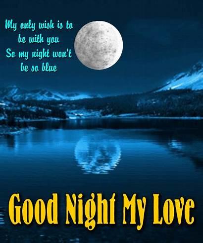 Goodnight Night Gifs Sweet Card Dreams Cards
