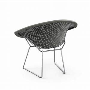Bertoia Diamond Chair : bertoia diamond chair with full cover by knoll lekker home ~ A.2002-acura-tl-radio.info Haus und Dekorationen