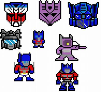 Pixel Transformer Transformers Maker