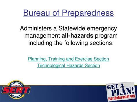id am agement bureau ppt florida division of emergency management bureau of