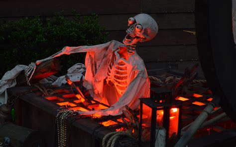 Chloe's Inspiration  Halloween Outdoor Decorations In