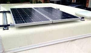 200 Watts Of Solar Panels On Our Pop