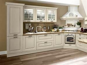 Griffe Küche Holz : laura k che aus holz by cucine lube ~ Markanthonyermac.com Haus und Dekorationen
