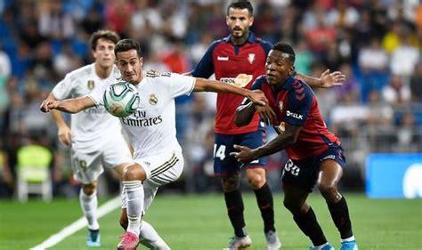 Kết quả trận đấu Real Madrid vs Osasuna: Tỷ số 2-0 - KÊNH ...