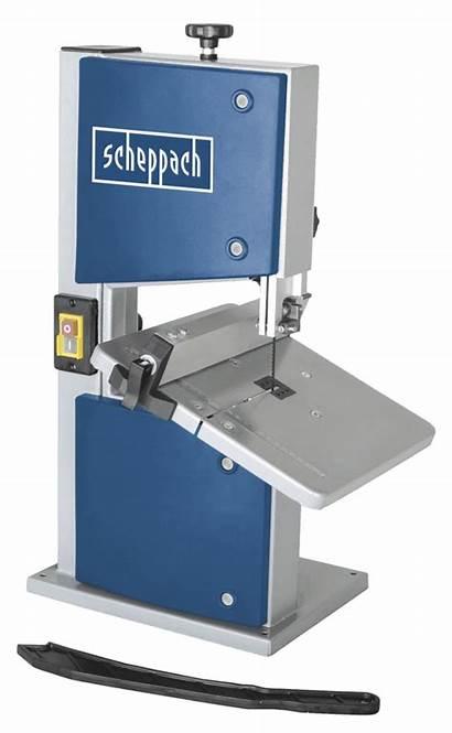 Scheppach Lintzaagmachine Bandsaw Scie Cinta Ruban Sierra