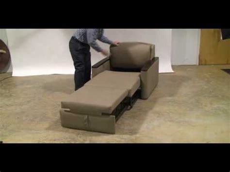 miller four position pull out chair sleeper