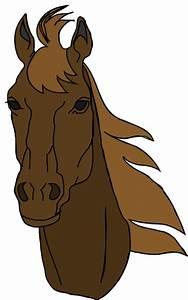 Horse Head Clip Art at Clker.com - vector clip art online ...