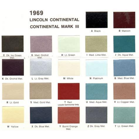 Original colours - Senko Auto Restoration