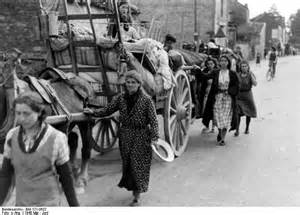 French Refugees during WW2