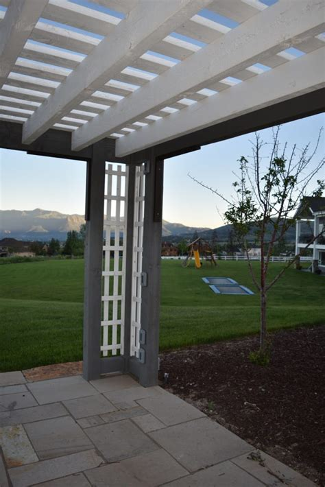 arbor prices aluminum metal timber frame vinyl or wood pergola kit western timber frame