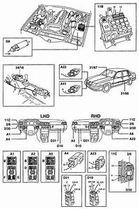 Service Manual  2009 Volvo S60 Instructions For A Ignition Switch Replacement