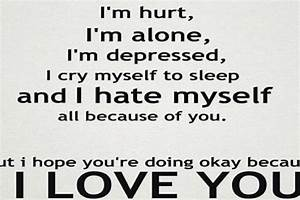 Hate Life Quotes And Sayings. QuotesGram