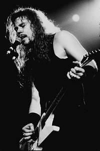 James Hetfield, el hombre que creó la banda más popular de ...