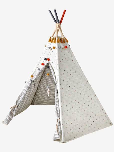 Tipi Zelt Kinderzimmer Weiß by Kinderzimmer Tipi Wendbar Deko Aufbewahren