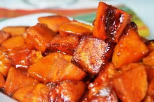 bake yams baked cadied yams a soulful twist