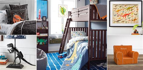 Dinosaur Bedding & Room Decor
