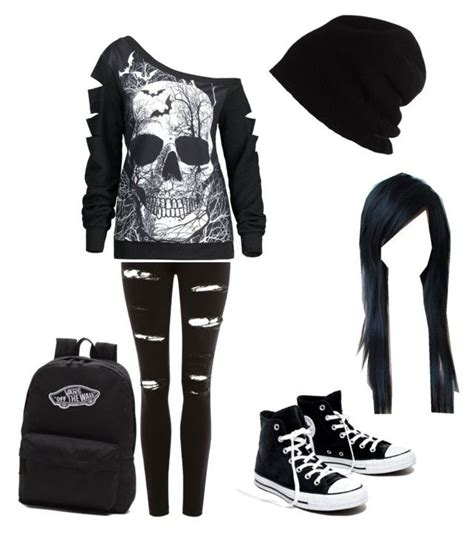 Emo trash | ...because... | Pinterest | Emo Polyvore and Clothes