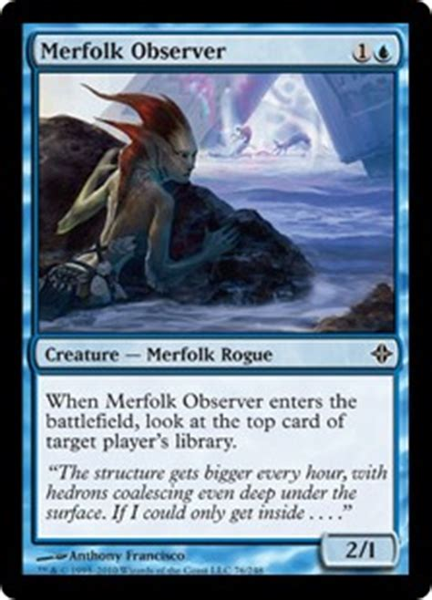 card search search merfolk gatherer magic