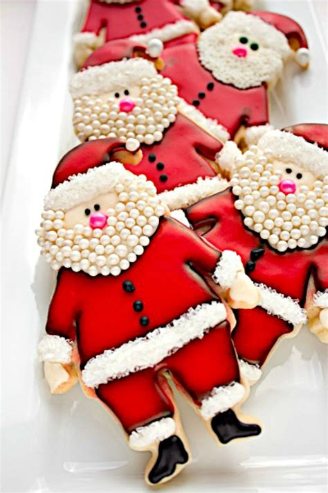 For some strange reason, i am no longer entrusted with the task of cookie decorating. Awesome Christmas Cookies to Make You Smile   The Bearfoot ...
