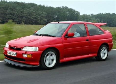 Tuned Ford Escort Rs Cosworth