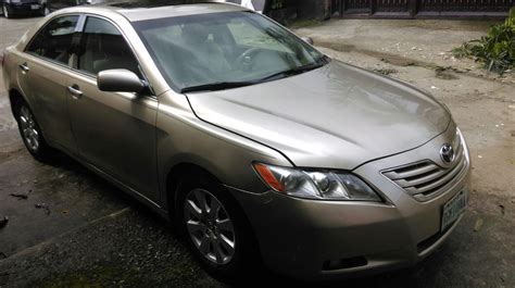 Toyota Xle For Sale by 2008 Toyota Camry Xle Option For Sale 1 450m In Phc