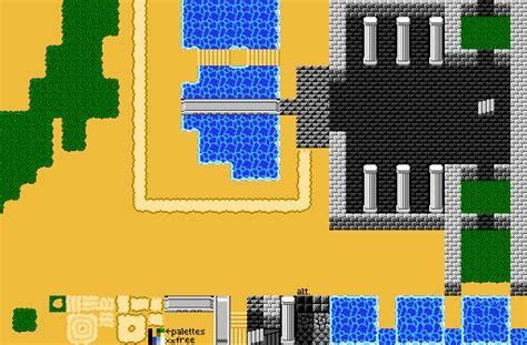 bit rpg basic tile set opengameartorg