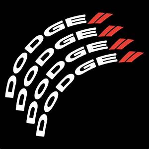 tire stickersr dodge 1416 15 4 w quotdodgequot tire lettering With tyre lettering kit