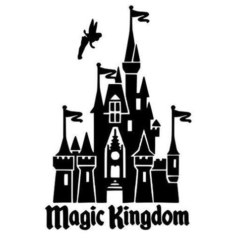 walt disney world castle clipart silhouette 20 free ...