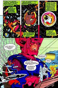 Galactus vs. Superman - Battles - Comic Vine