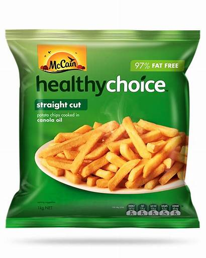 Mccain Chips Healthy Choice Oven Frozen Calories