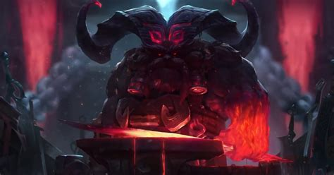 league  legends ornn animated wallpaper animated