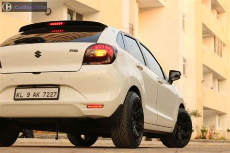 Modified Suzuki Baleno Pictures by Modified Maruti Suzuki Baleno From Kerala Images And