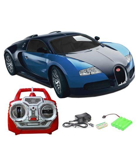 Bugatti Veyron High Speed by Flipzon Rc Bugatti Veyron 1 18 Radio High Speed