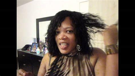 Full Head Sew In Wavy Hair
