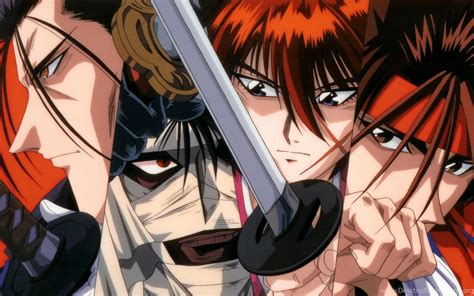 Anime Wallpaper X - kenshin himura wallpaper 55 images